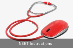 Exam Instructions - NEET 2018